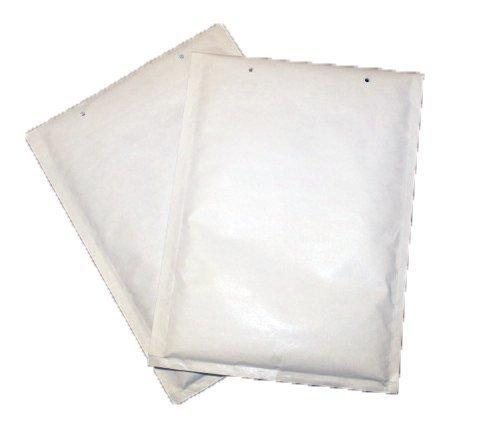 Kuplapussi 180x260mm D14 valkoinen