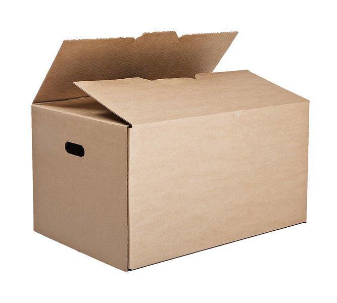 Muuttolaatikko 595x420x330mm