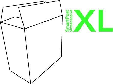 Pahvilaatikko SmartPost XL 580x340x580/420mm