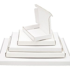 Postituskotelo 315x220x27mm A4 valkoinen