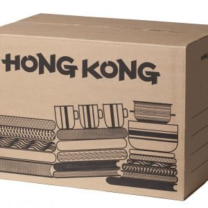Telpak Pahvinen Muuttolaatikko 48 X 32 X 33 Cm 5 Kpl
