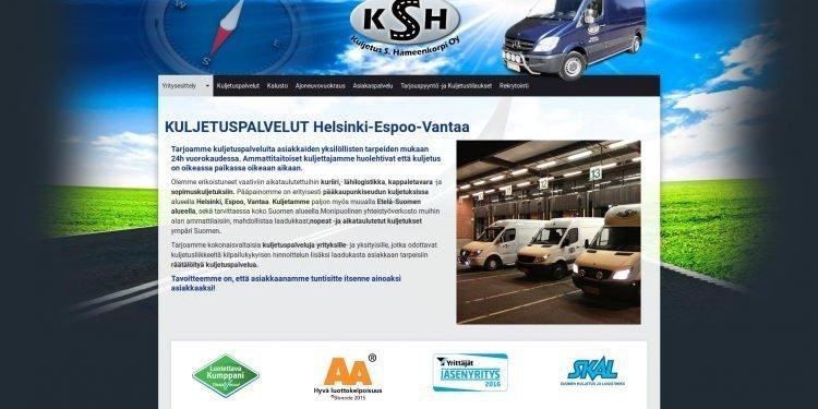 Kuljetus S. Hämeenkorpi Oy