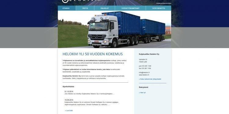 Kuljetusliike Helokivi Oy