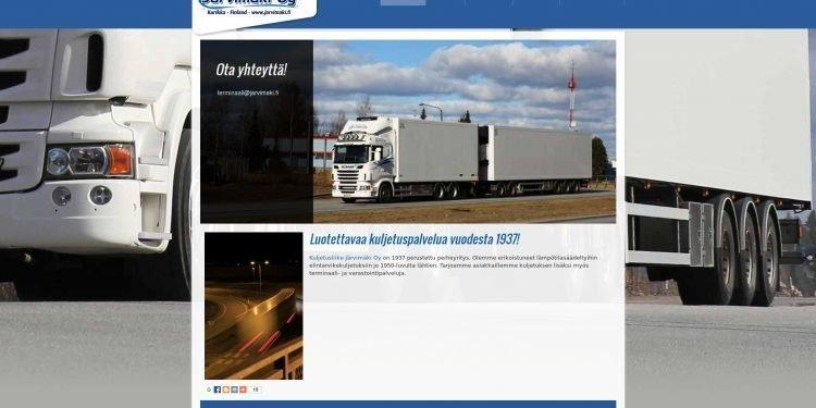 Kuljetusliike Järvimäki Oy